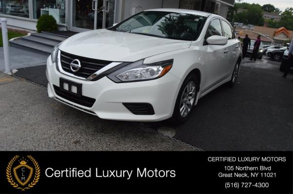 2016 Nissan Altima 2 5 S Stock # 5517 for sale near Great