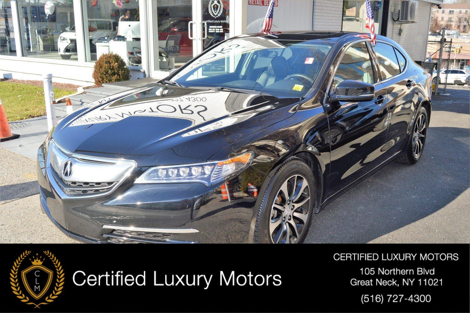 Used 2015 Acura TLX Tech | Great Neck, NY