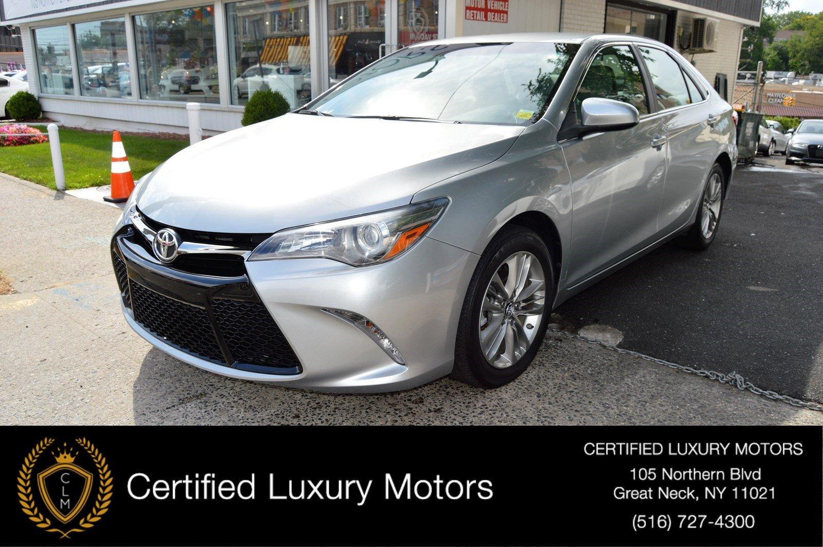 Used 2015 Toyota Camry SE | Great Neck, NY