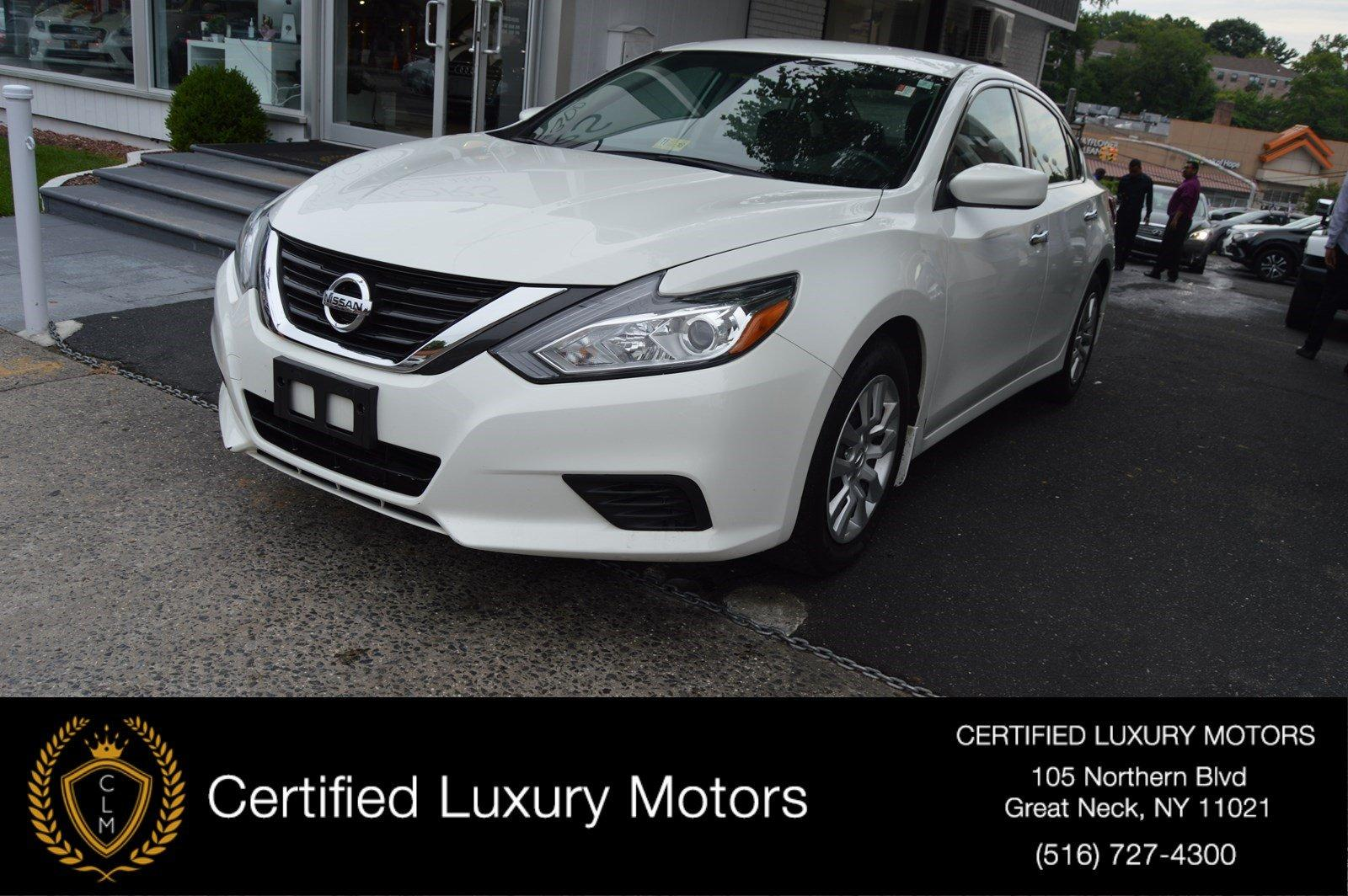 Used 2016 Nissan Altima 2.5 S | Great Neck, NY