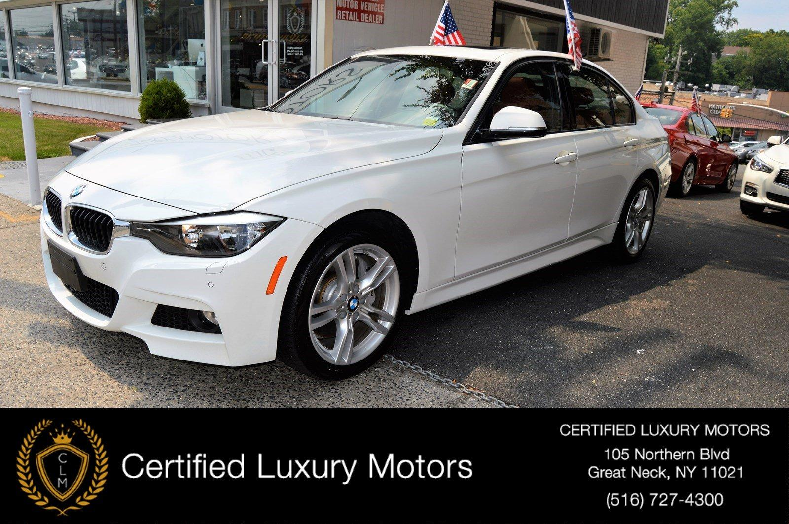 2015 Bmw 3 Series 328i Xdrive Red Interior Stock 8949 For Sale Near Great Neck Ny Ny Bmw Dealer