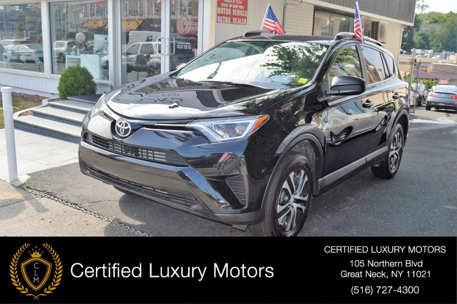2017 Toyota Rav4 Xle Stock 5706 For Sale Near Great Neck