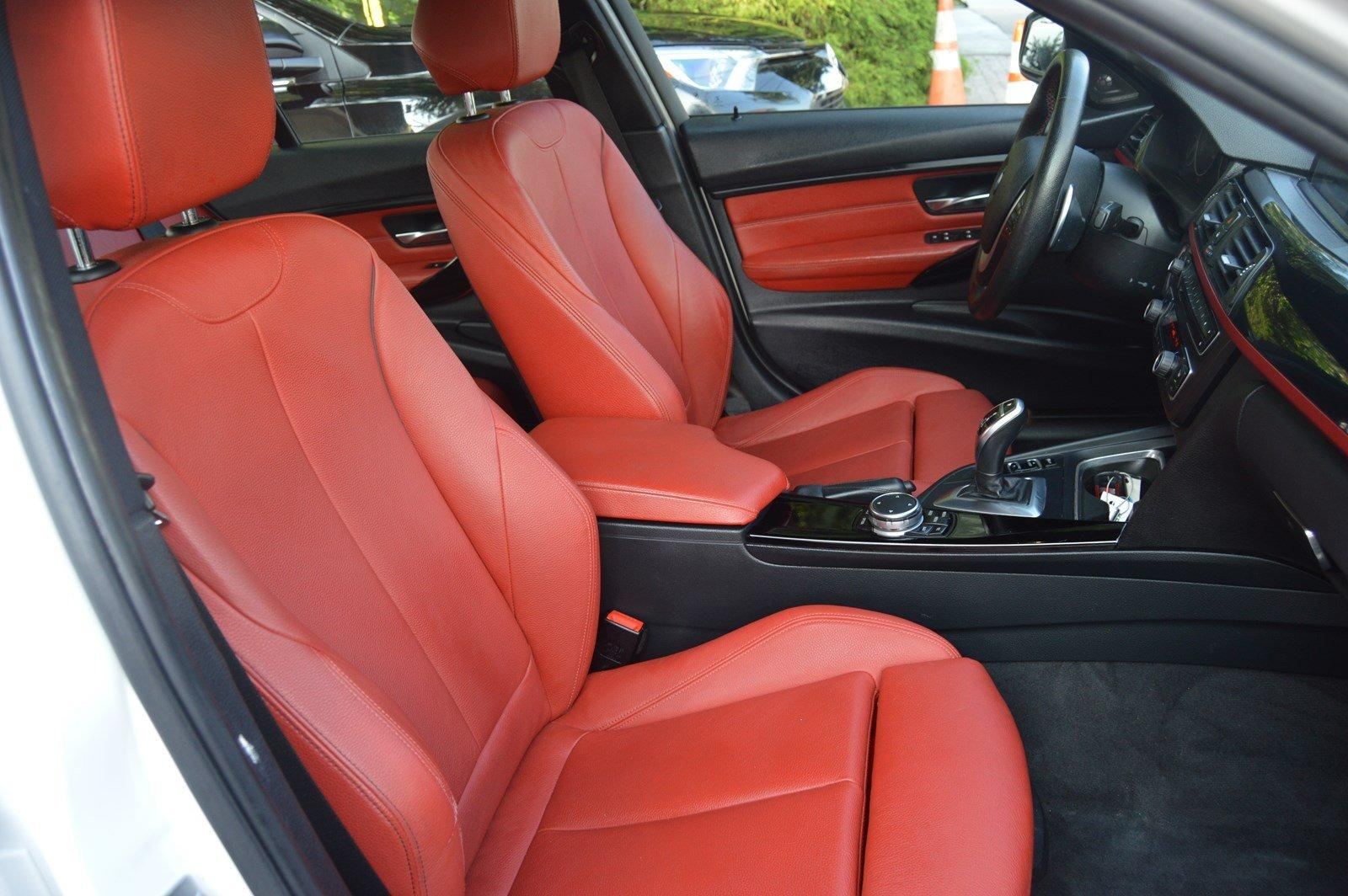Red Interior Bmw 3 Series