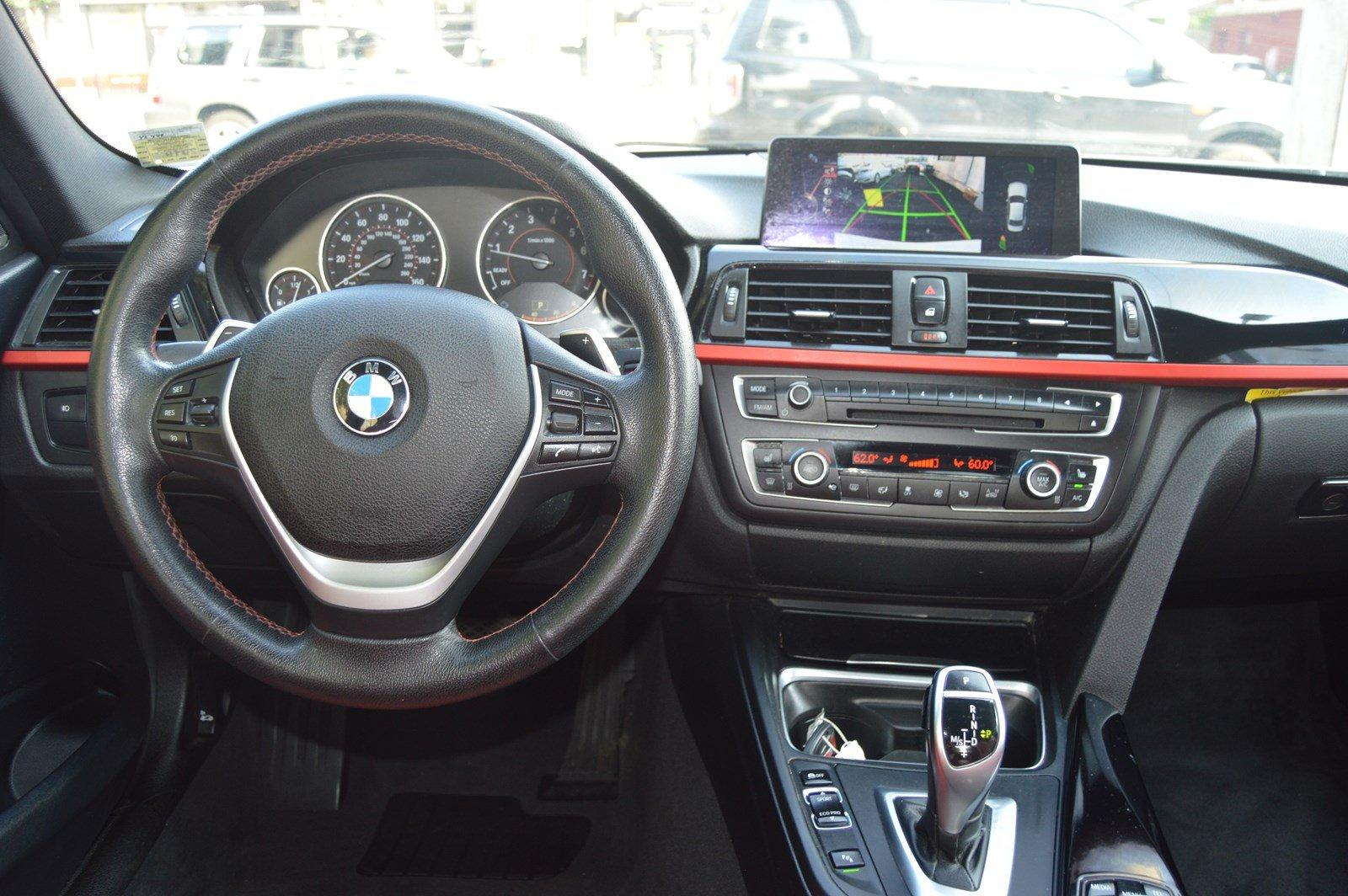 2015 Bmw 3 Series 328i Xdrive Red Interior Stock 5464 For Sale Near Great Neck Ny Ny Bmw Dealer