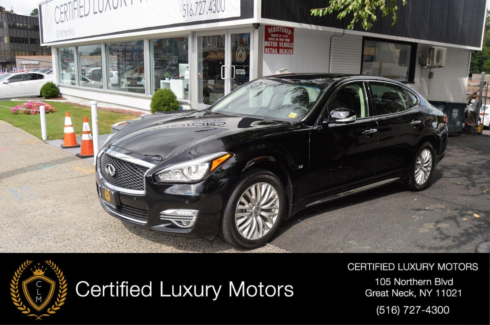 Used 2015 INFINITI Q70L  | Great Neck, NY