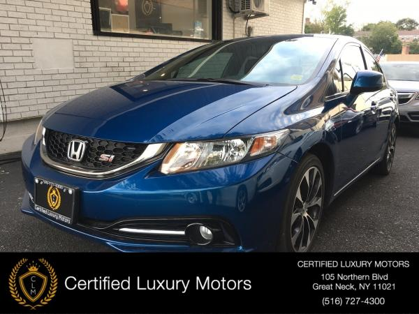 Used 2013 Honda Civic Sdn Si