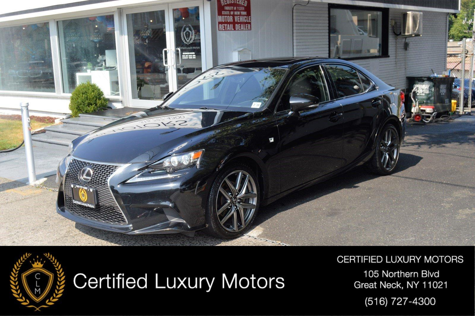 Used 2014 Lexus IS 250 F-Sport  | Great Neck, NY