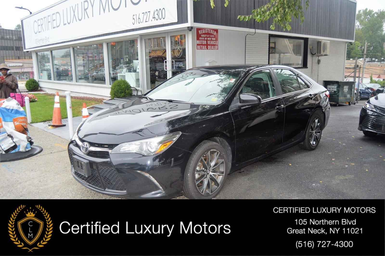 Used 2015 Toyota Camry XSE | Great Neck, NY