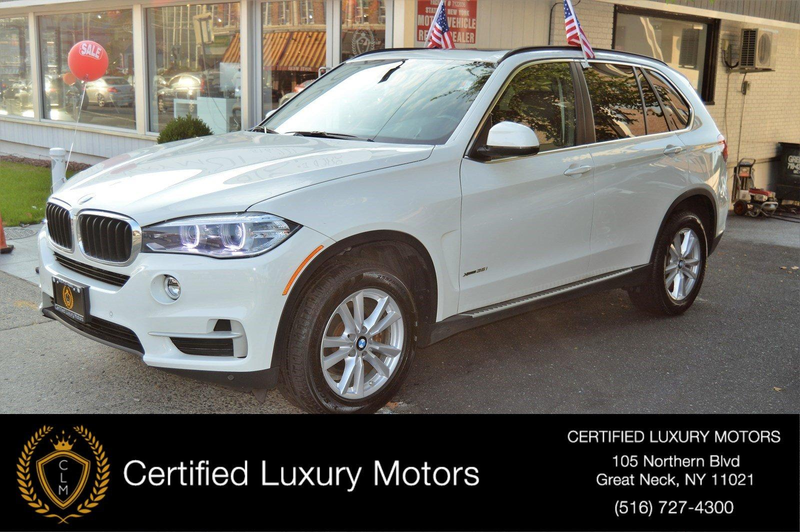 Used 2015 BMW X5 xDrive35i | Great Neck, NY