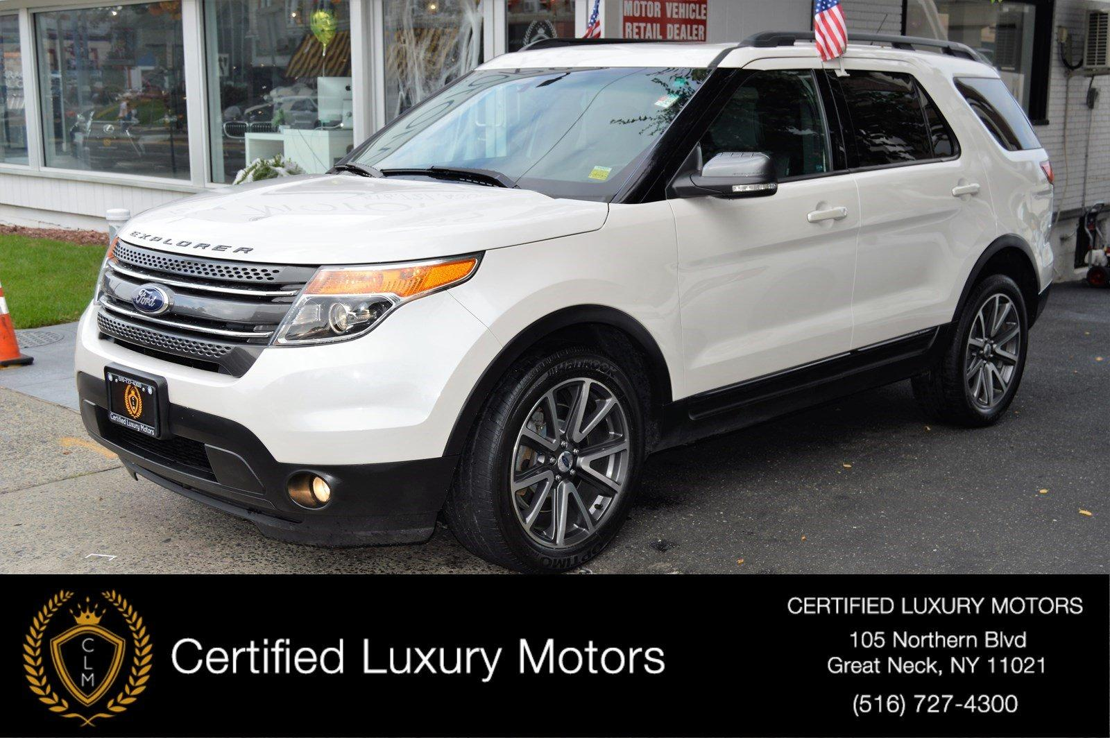 Used 2015 Ford Explorer XLT | Great Neck, NY