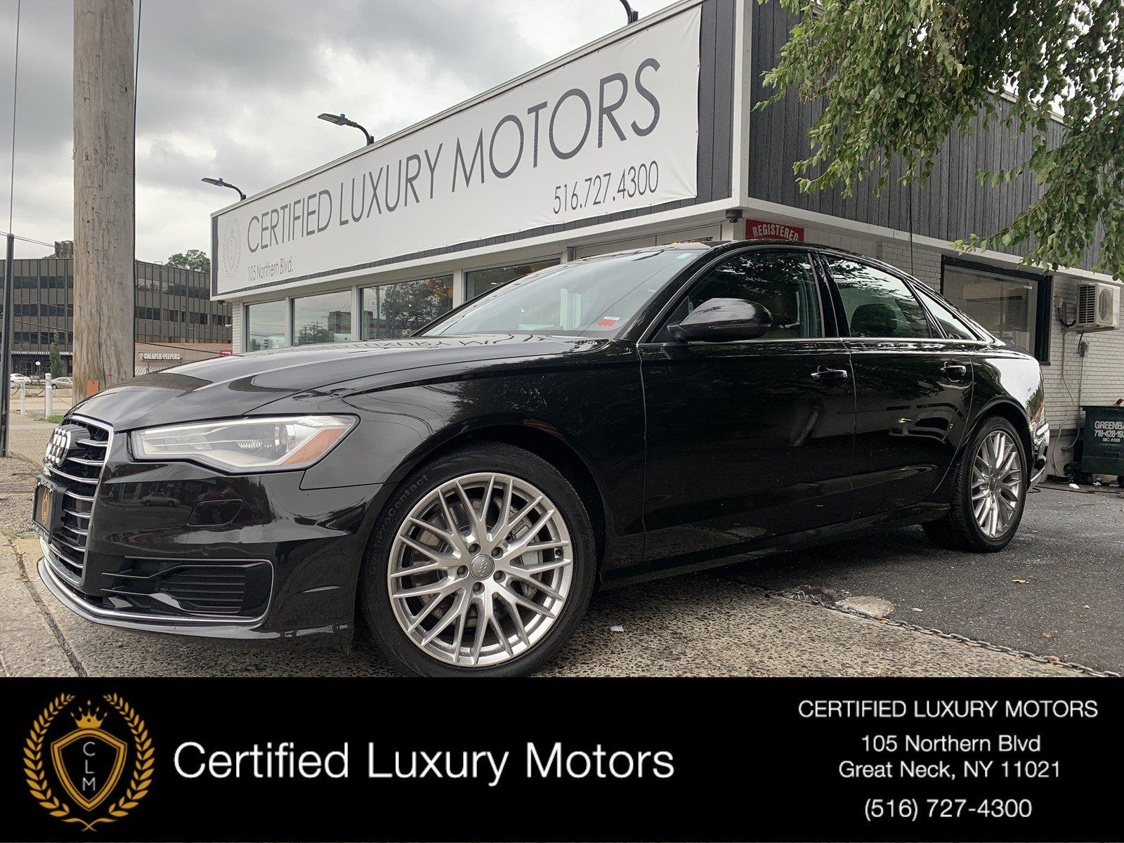 Used 2016 Audi A6 2.0T Premium Plus | Great Neck, NY