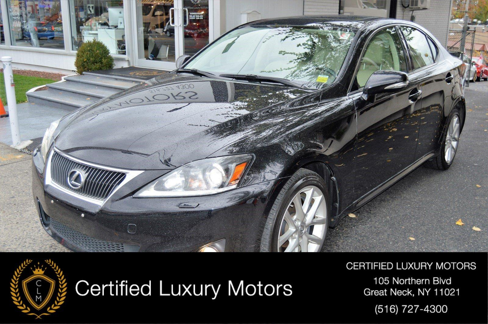 Used 2012 Lexus IS 350  | Great Neck, NY