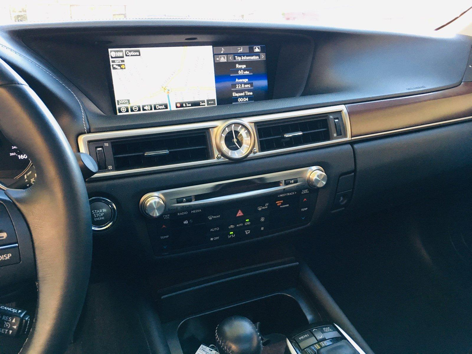 Used-2015-Lexus-GS-350-Crafted-Line