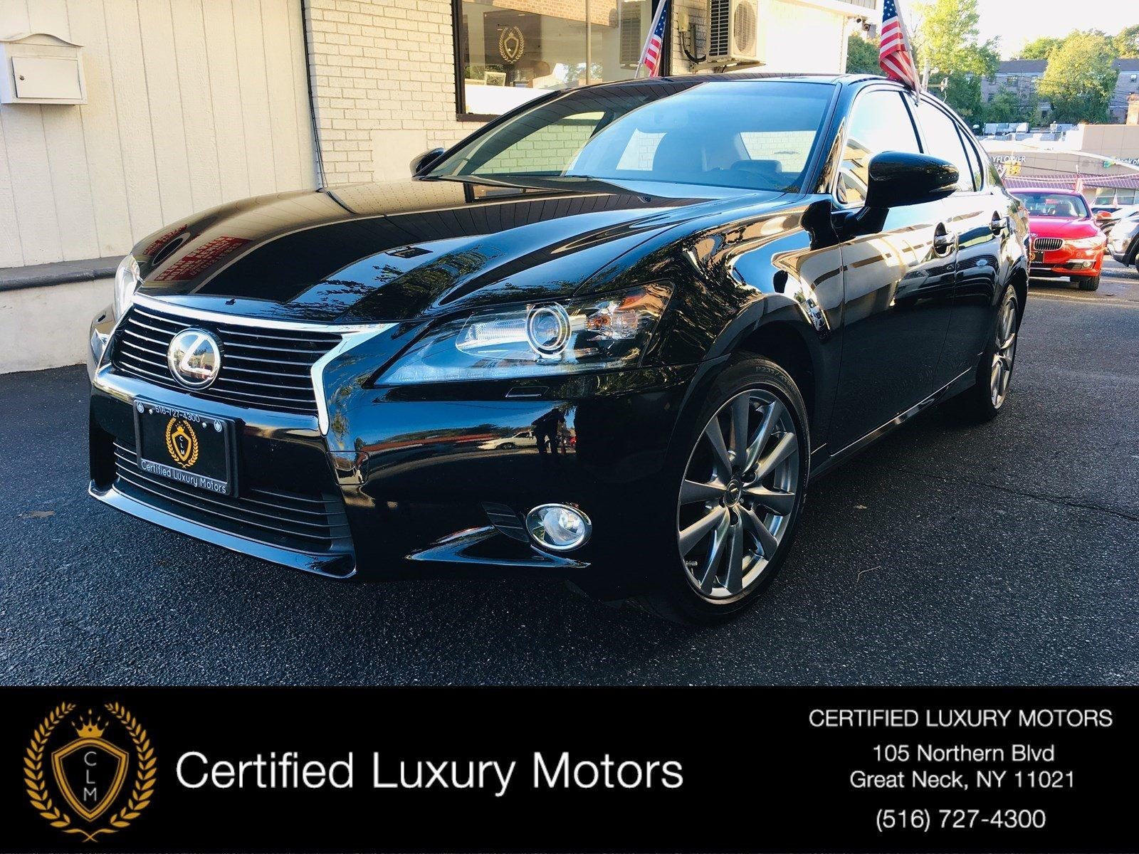 Used 2015 Lexus GS 350 Crafted Line | Great Neck, NY