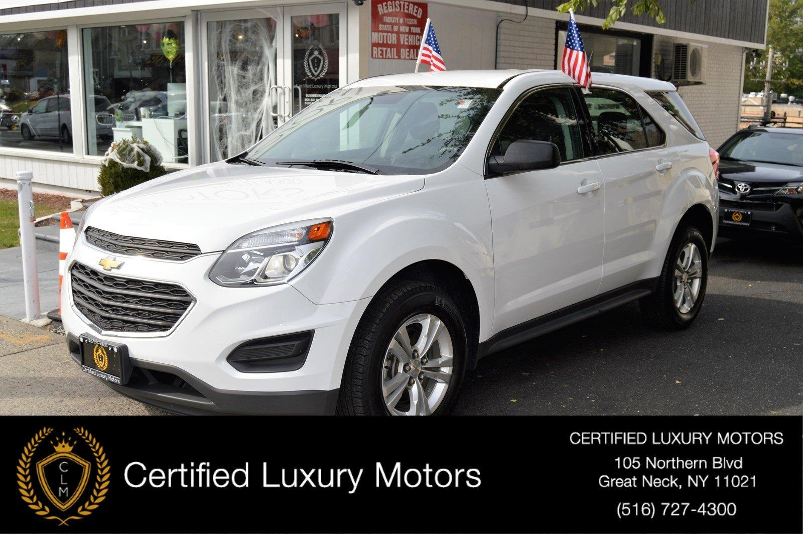 Used 2016 Chevrolet Equinox LS | Great Neck, NY