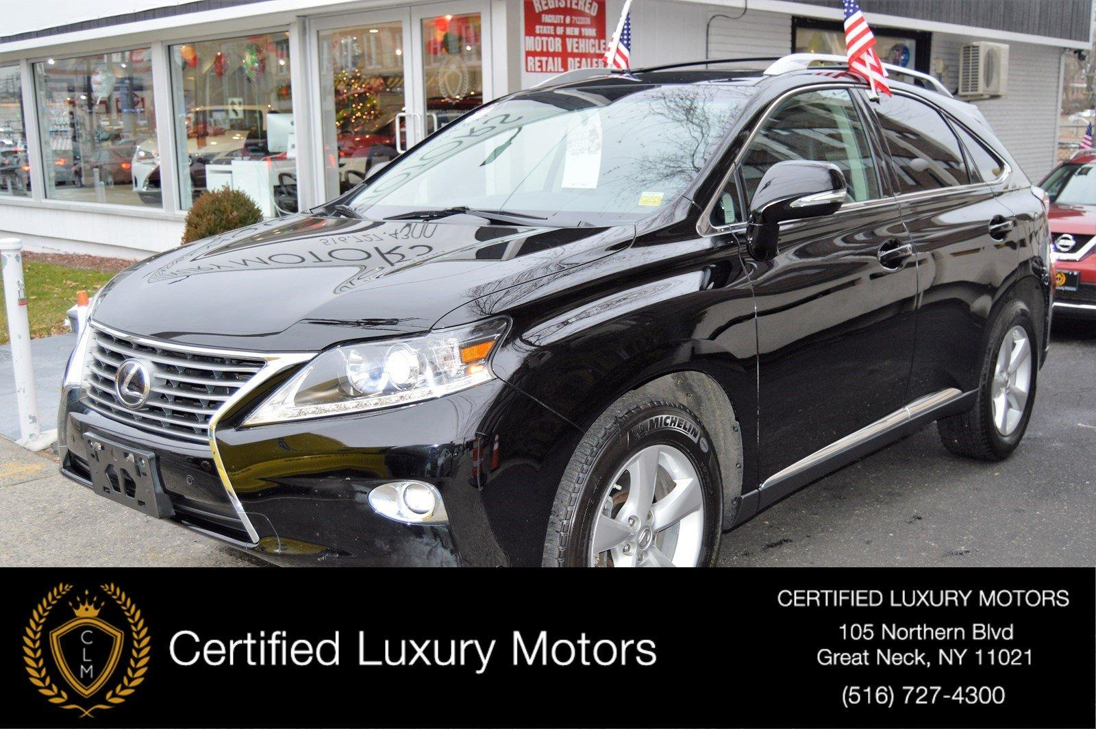 Used 2015 Lexus RX 350  | Great Neck, NY