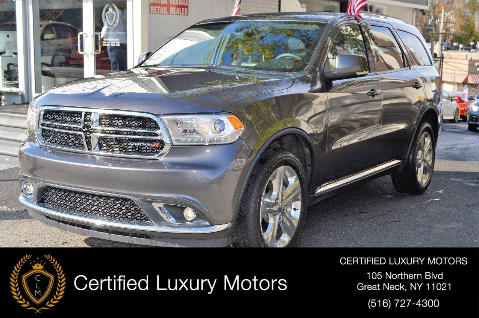Used 2014 Dodge Durango Limited | Great Neck, NY