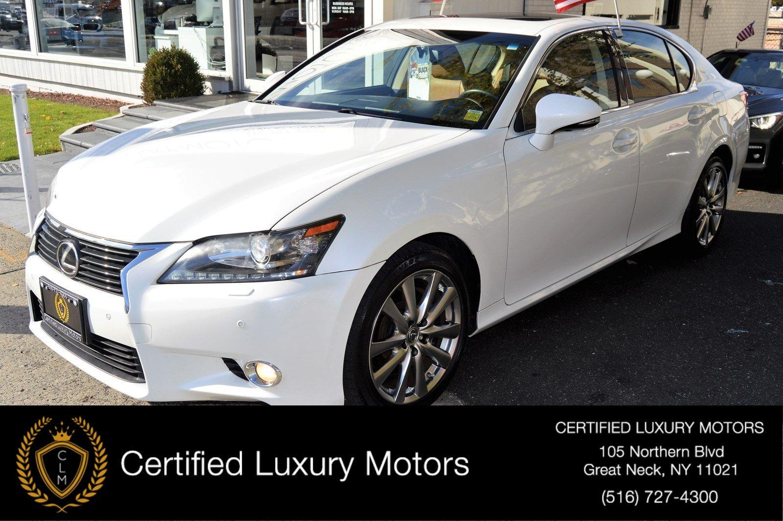 Used 2013 Lexus GS 350  | Great Neck, NY