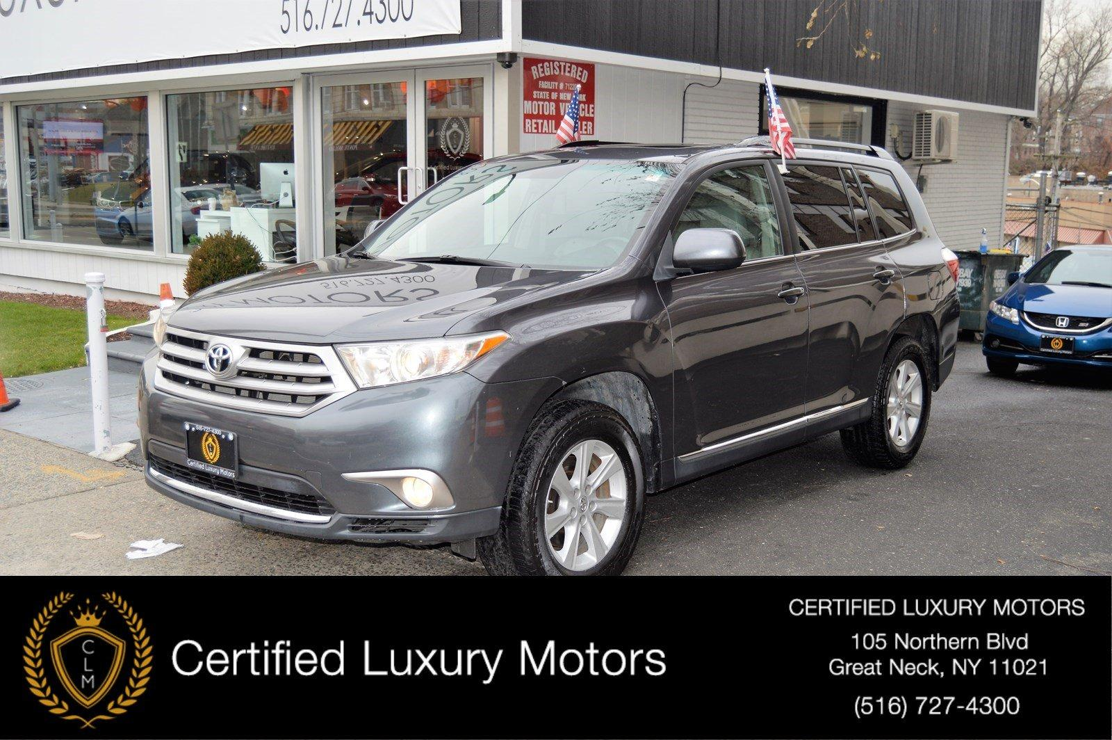 Used 2013 Toyota Highlander SE | Great Neck, NY