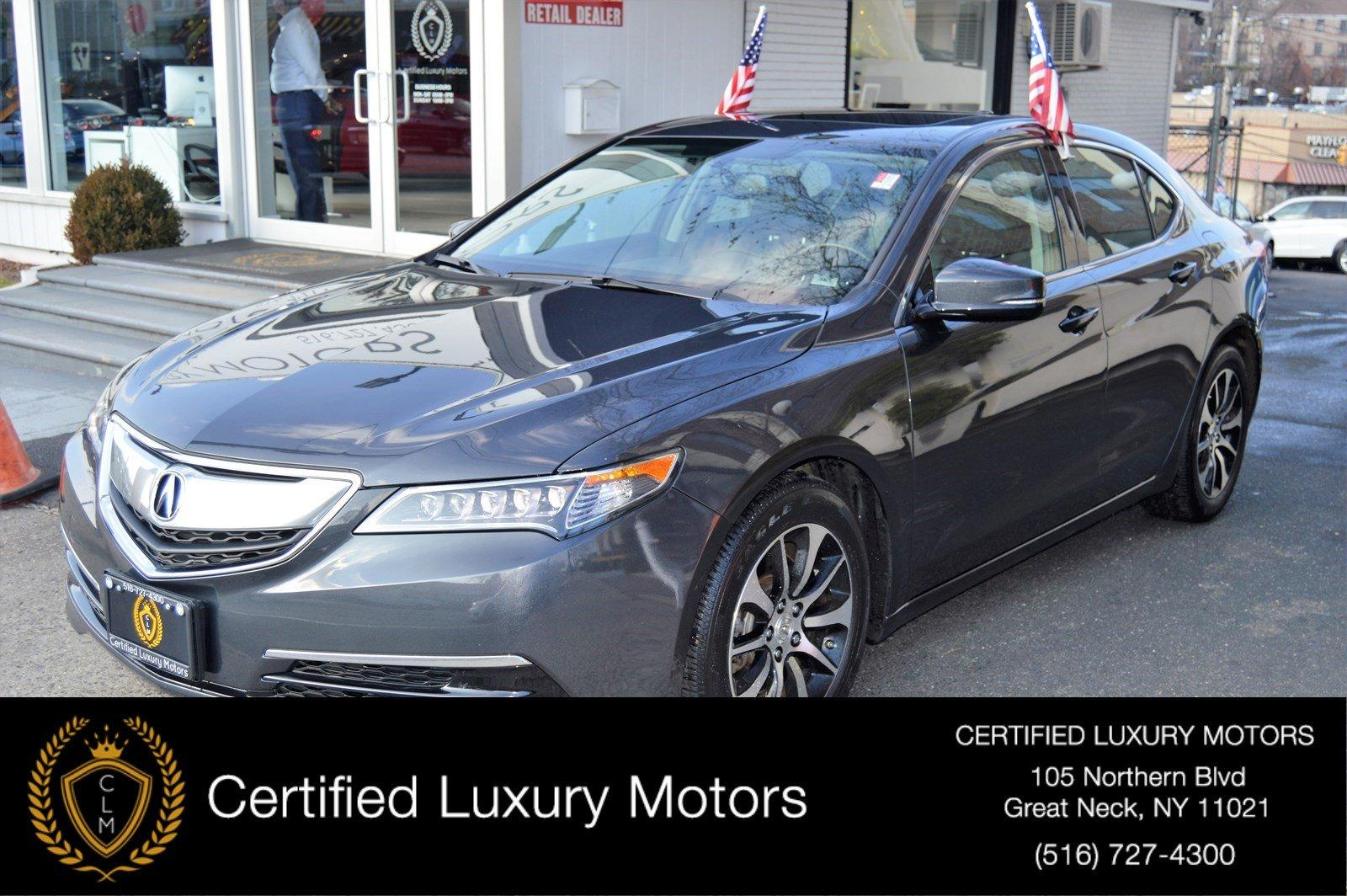 Used 2015 Acura TLX  | Great Neck, NY