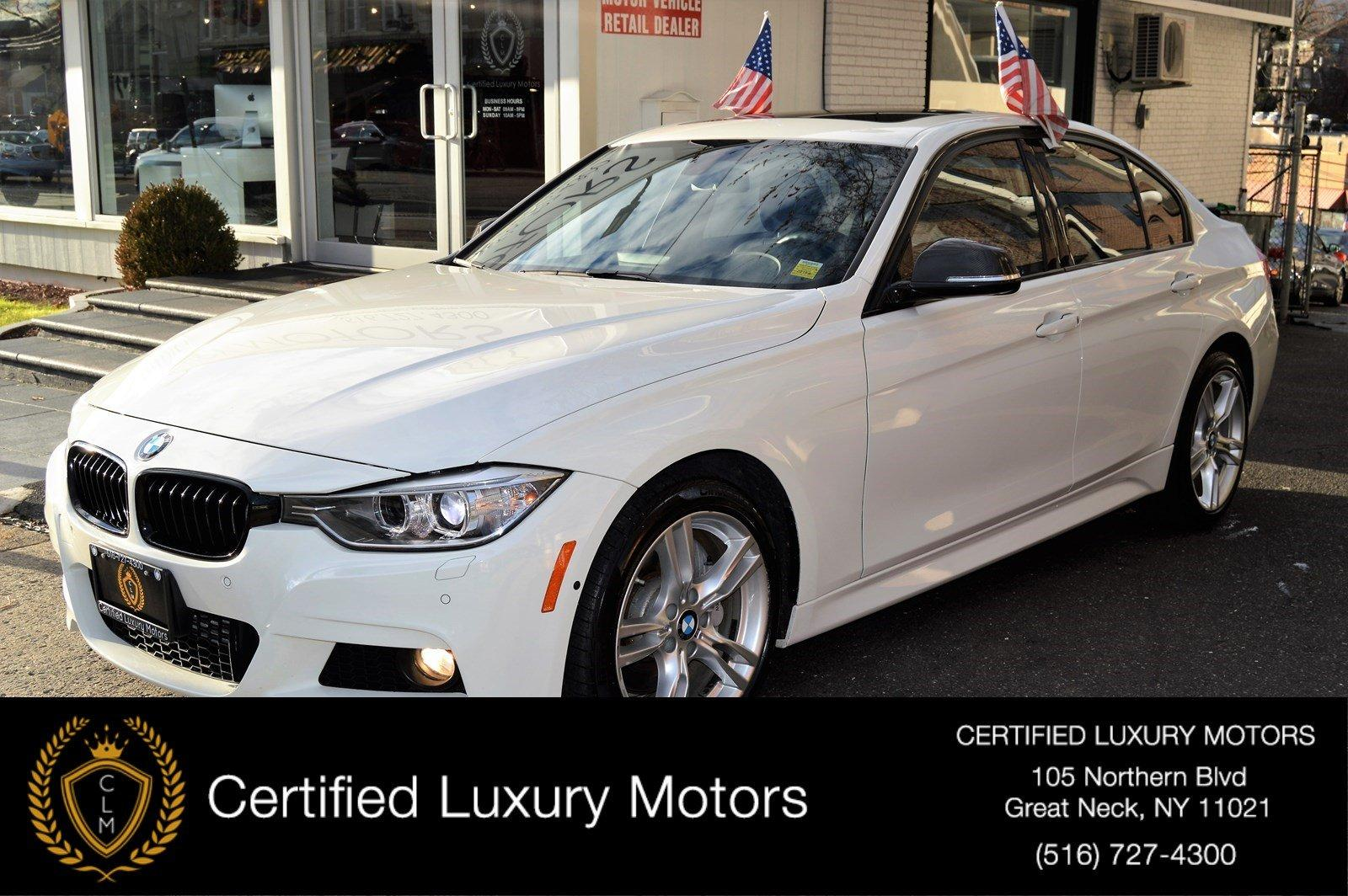 Used 2015 BMW 3 Series 328i xDrive M-Sport | Great Neck, NY