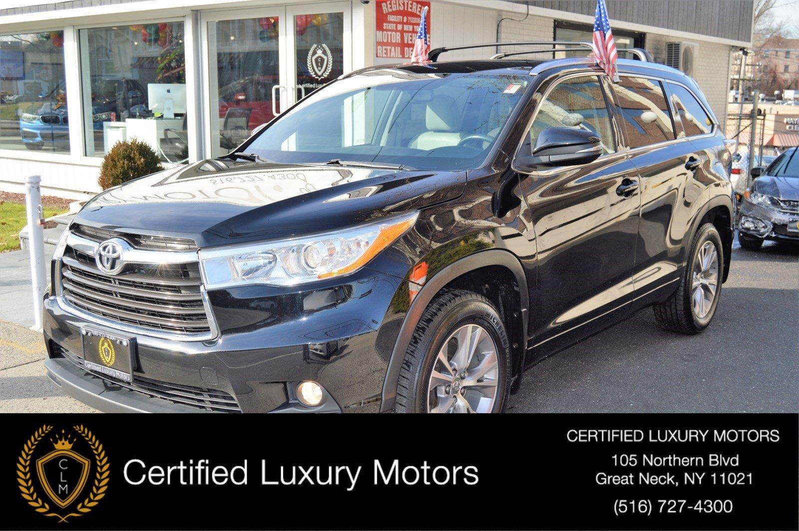 Used 2014 Toyota Highlander XLE | Great Neck, NY