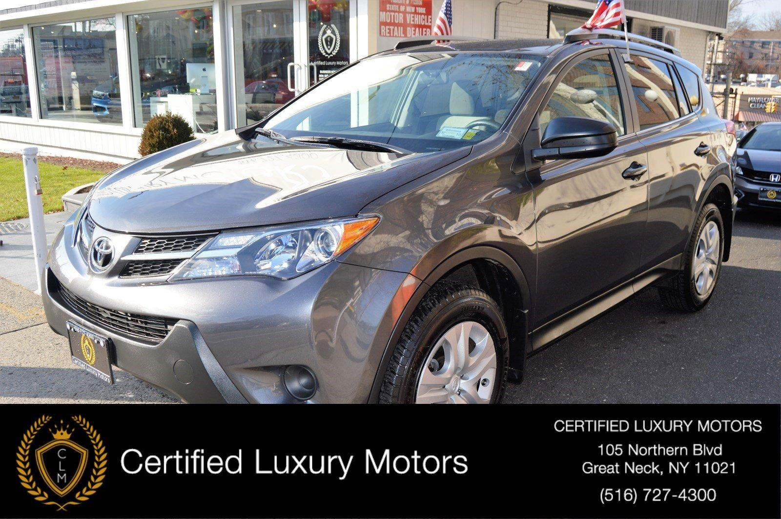 Used 2015 Toyota RAV4 LE | Great Neck, NY