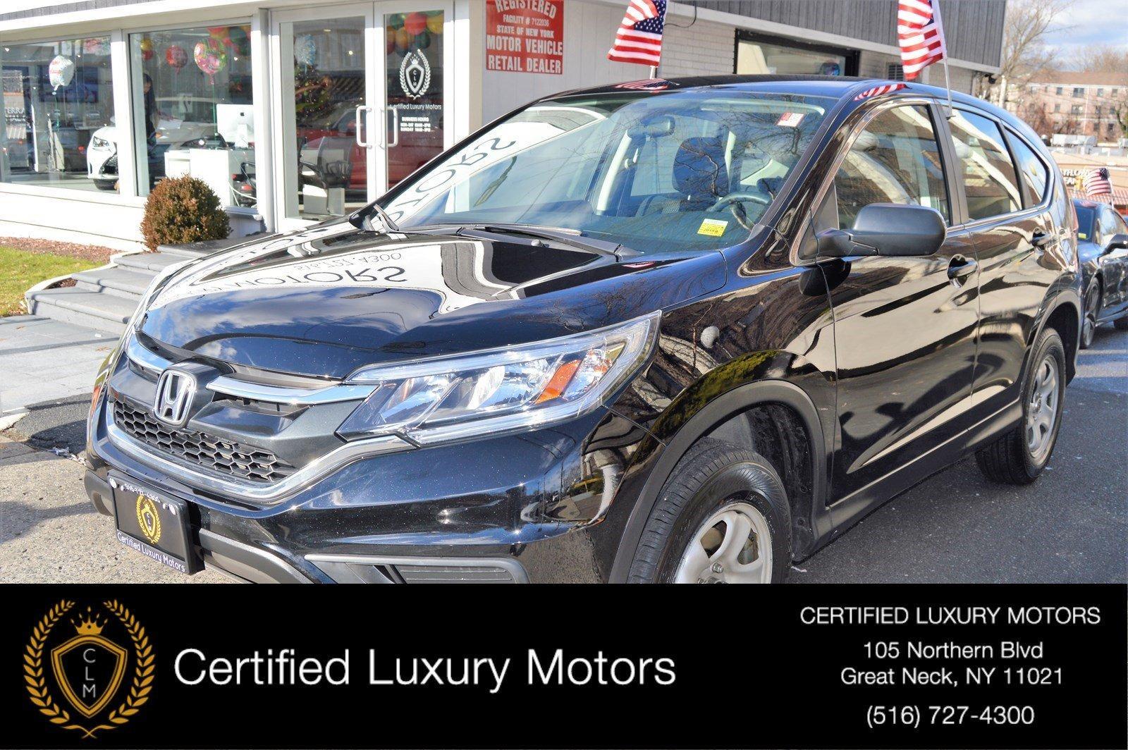 Used 2016 Honda CR-V LX | Great Neck, NY