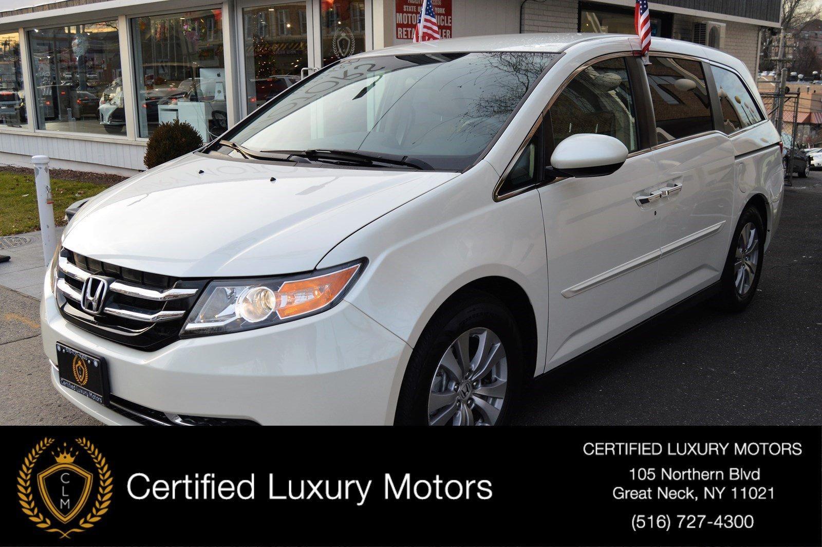 Used 2014 Honda Odyssey EX | Great Neck, NY