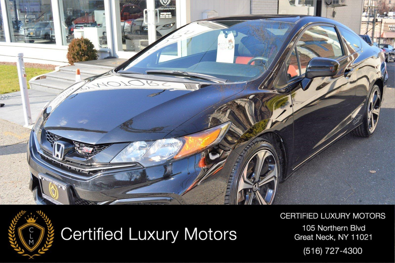 Used 2015 Honda Civic Coupe Si | Great Neck, NY