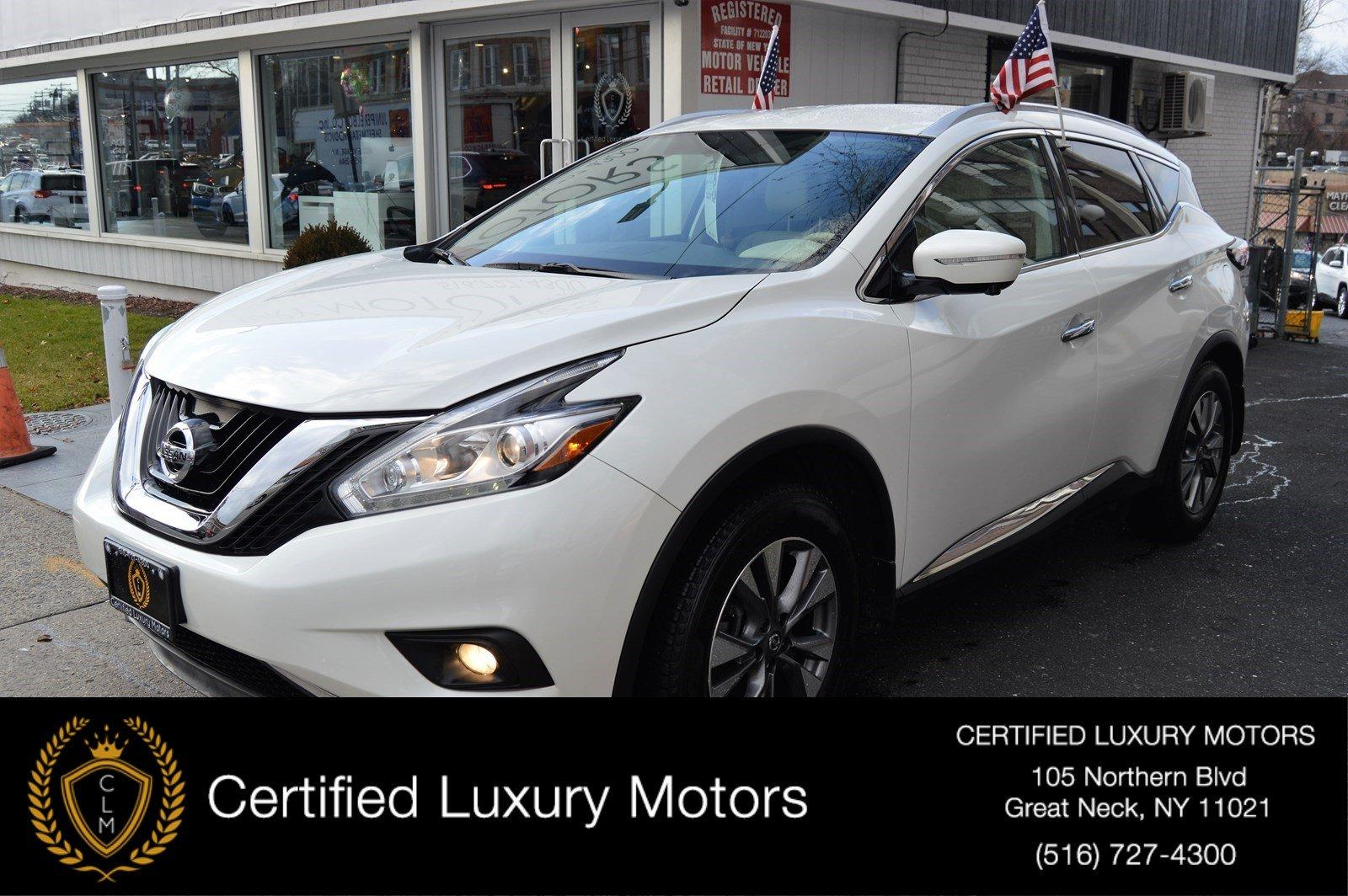 Used 2015 Nissan Murano SL | Great Neck, NY