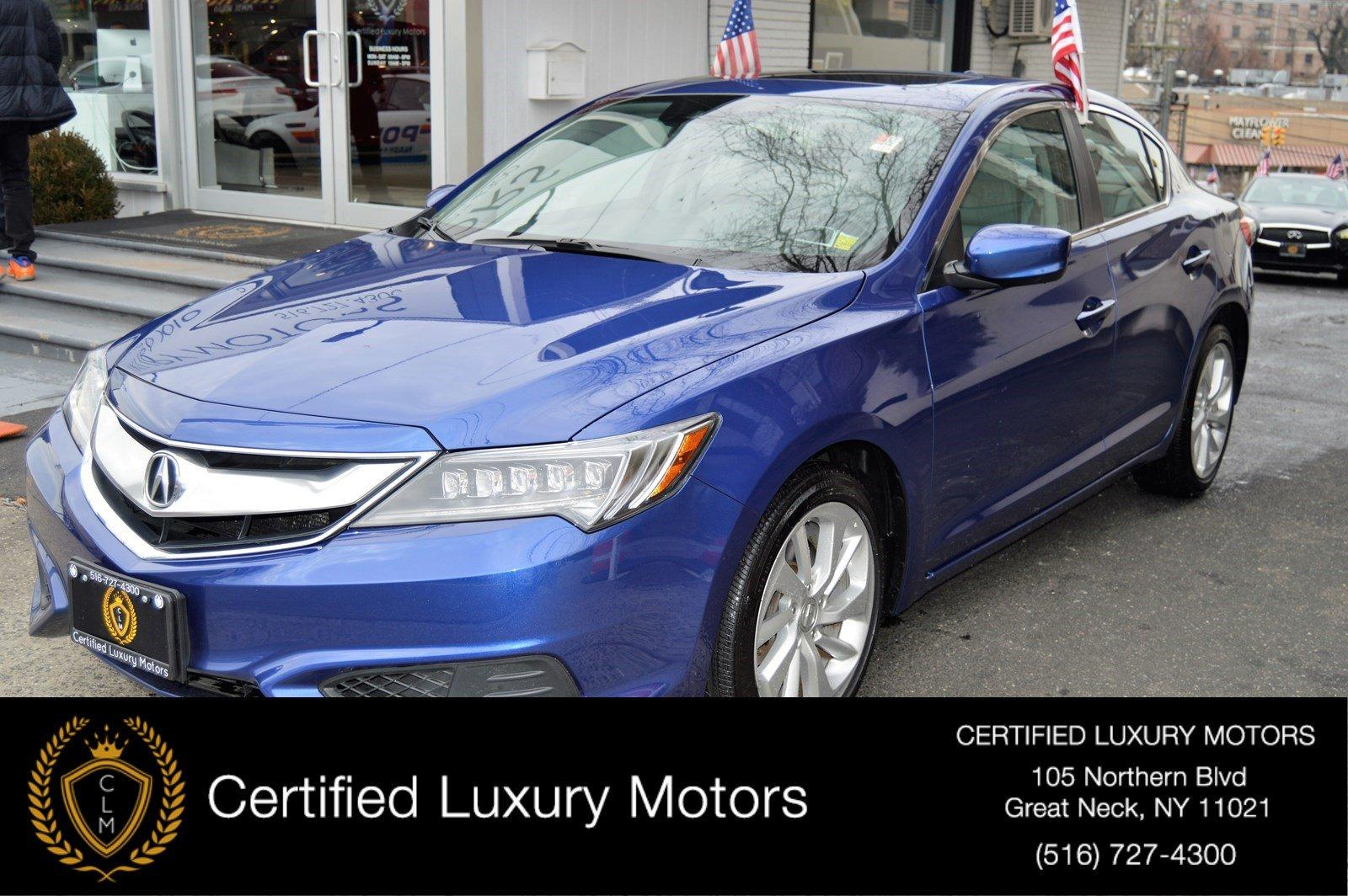 Used 2016 Acura ILX w/Technology Plus Pkg | Great Neck, NY