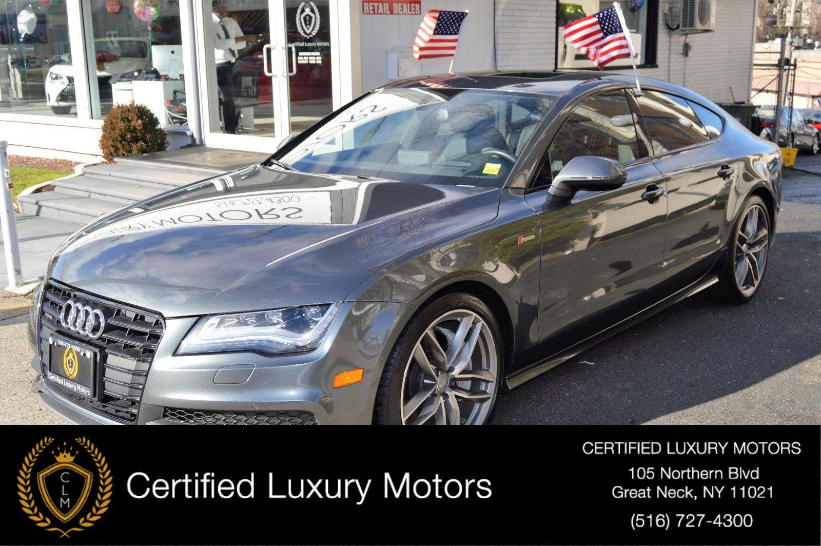 Used 2015 Audi A7 3.0 Prestige | Great Neck, NY