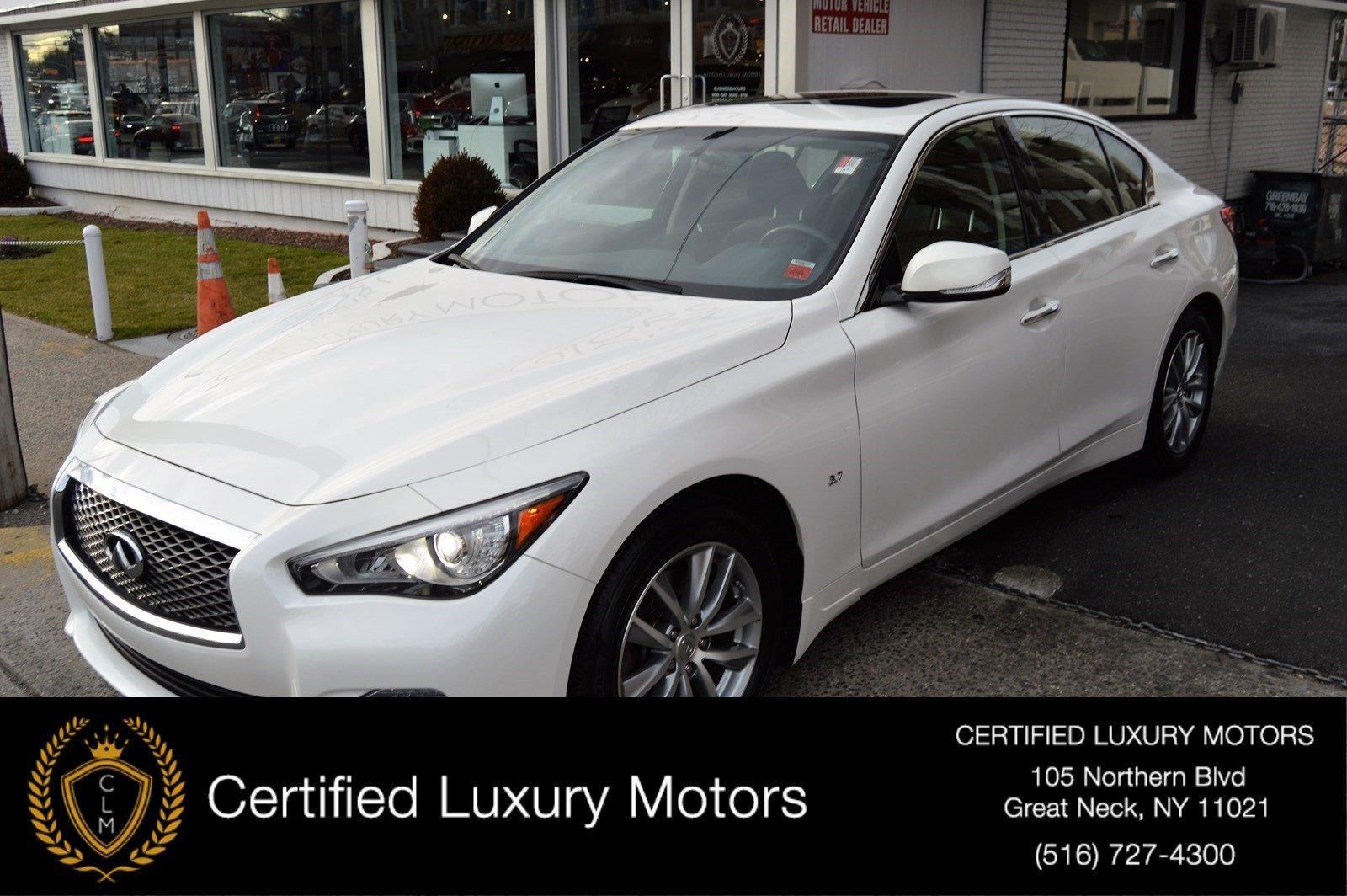 Used 2015 INFINITI Q50 Premium | Great Neck, NY