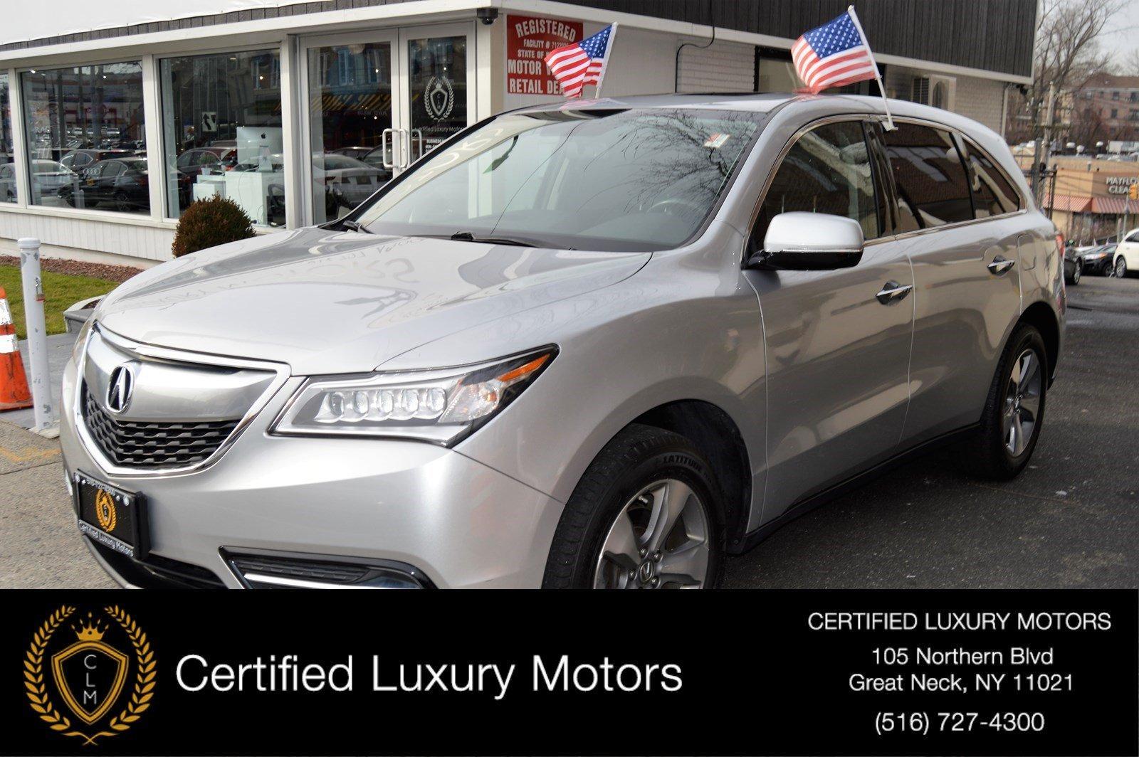 Used 2015 Acura MDX  | Great Neck, NY