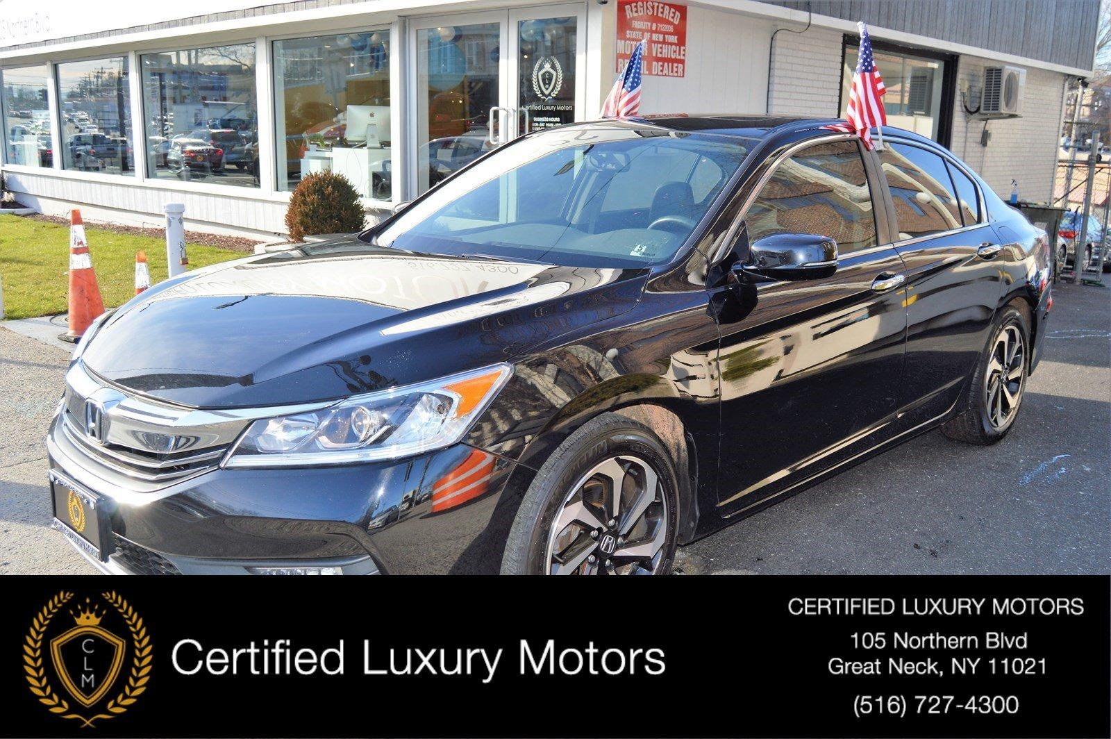 Used 2016 Honda Accord Sedan EX-L | Great Neck, NY