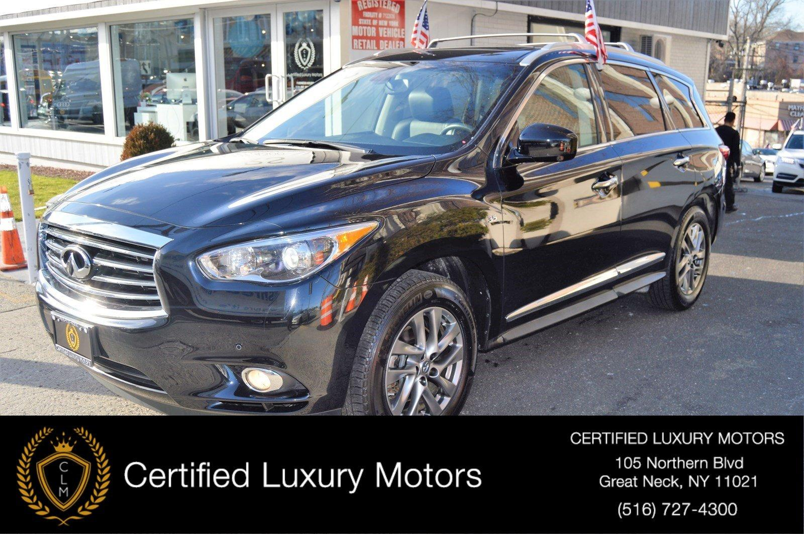 Used 2015 INFINITI QX60 (Entertainment Pkg)  | Great Neck, NY