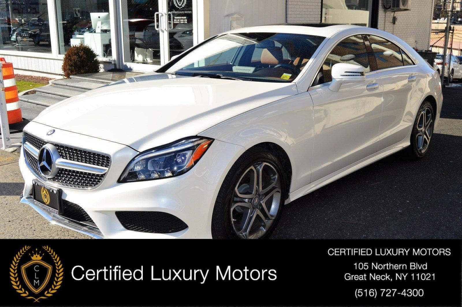 Used 2016 Mercedes-Benz CLS 400 4-Matic | Great Neck, NY