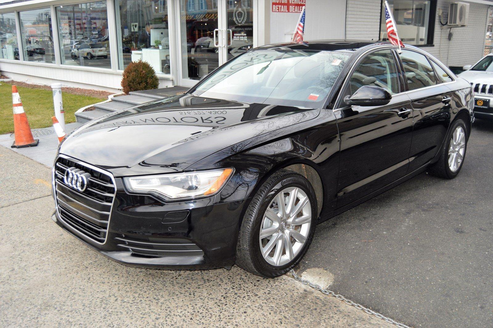 Used 2014 Audi A6 2.0T Premium Plus | Great Neck, NY
