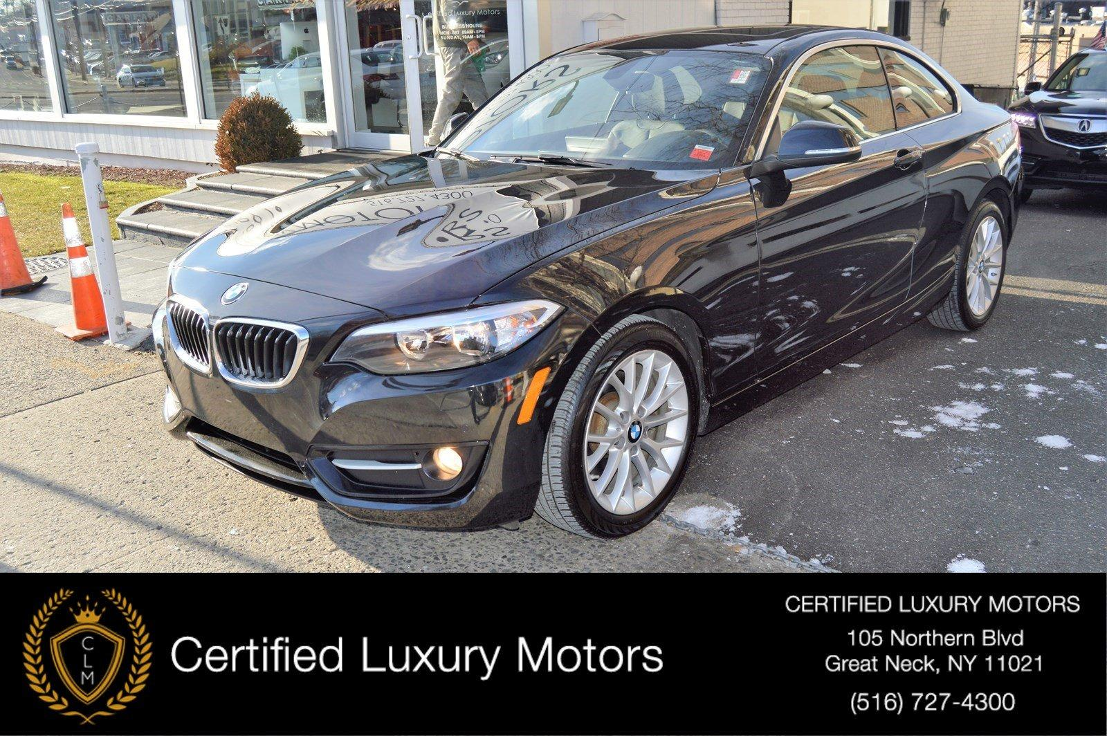 Used 2016 BMW 2 Series 228i xDrive | Great Neck, NY