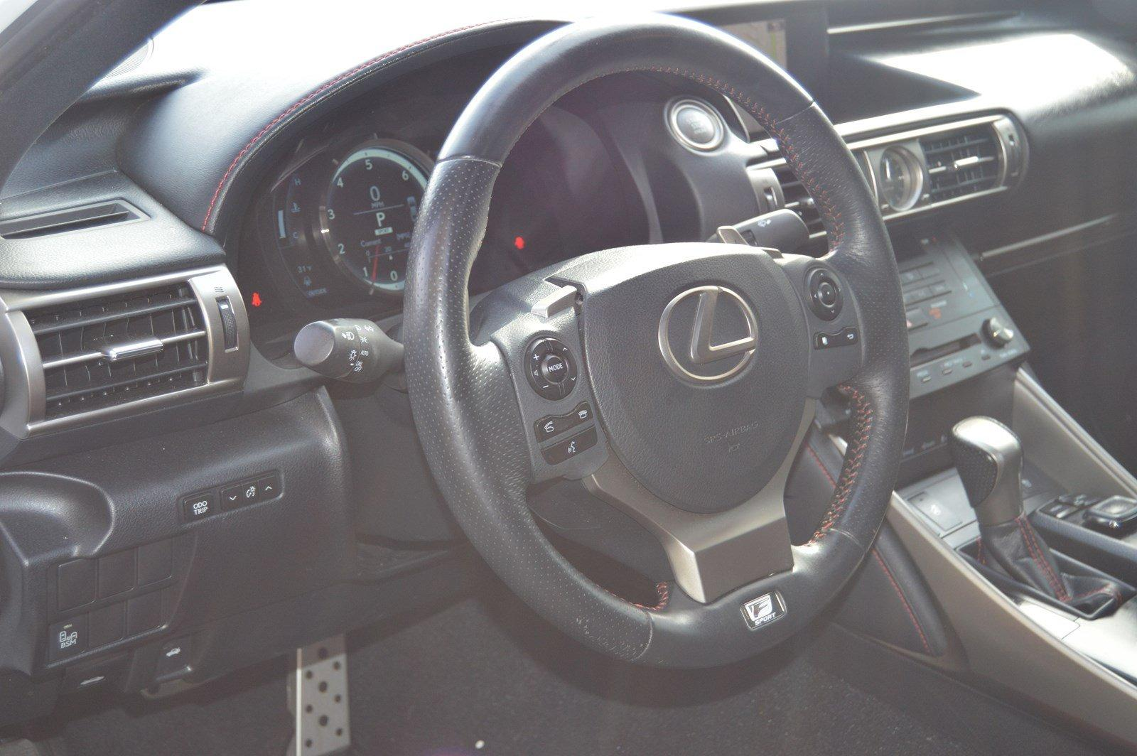 Used-2015-Lexus-IS-250-Crafted-Line-F-Sport