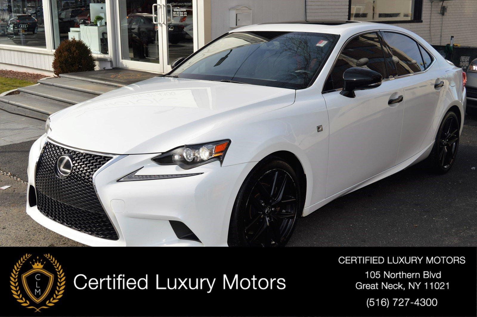 Used 2015 Lexus IS 250 Crafted Line F-Sport | Great Neck, NY