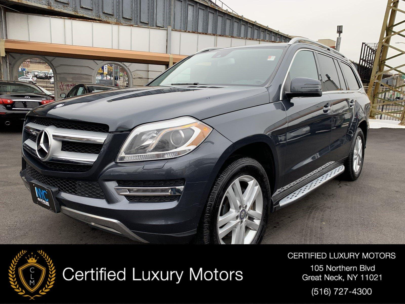 Used 2014 Mercedes-Benz GL-Class GL 450 | Great Neck, NY
