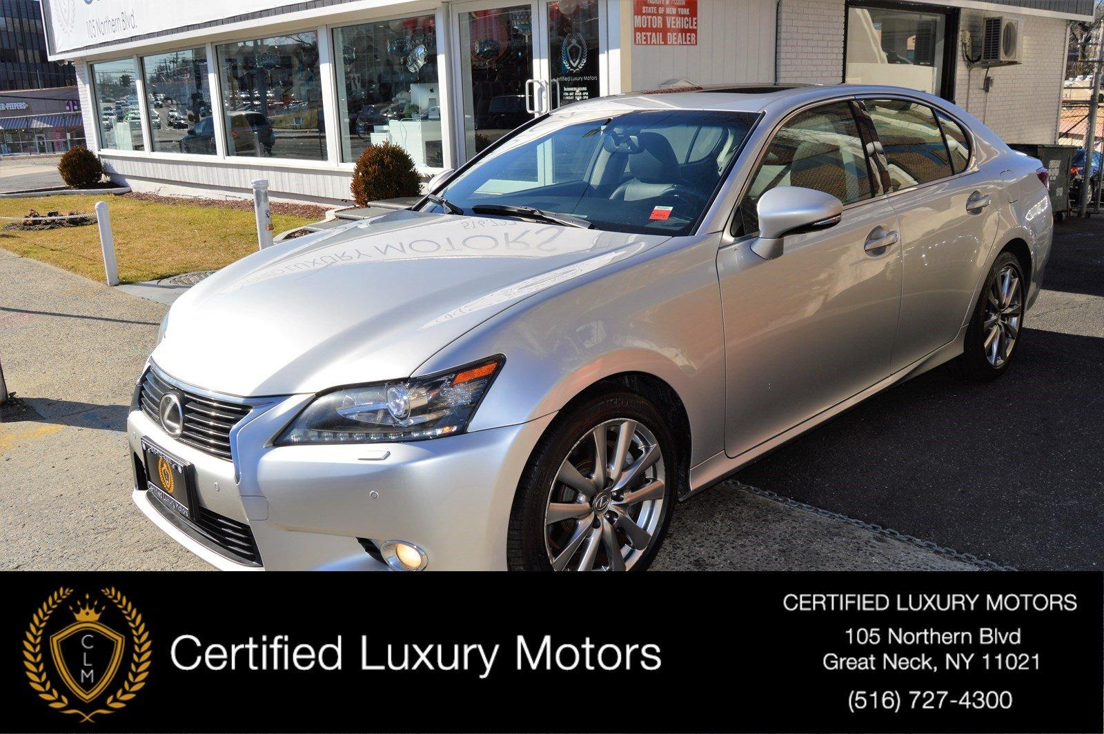 Used 2013 Lexus GS 350 AWD (Navi/Sunroof)  | Great Neck, NY