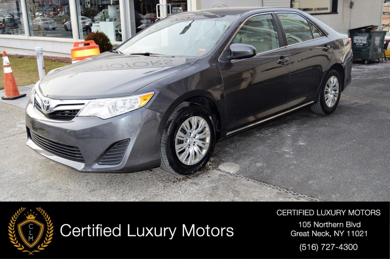 Used 2012 Toyota Camry LE | Great Neck, NY