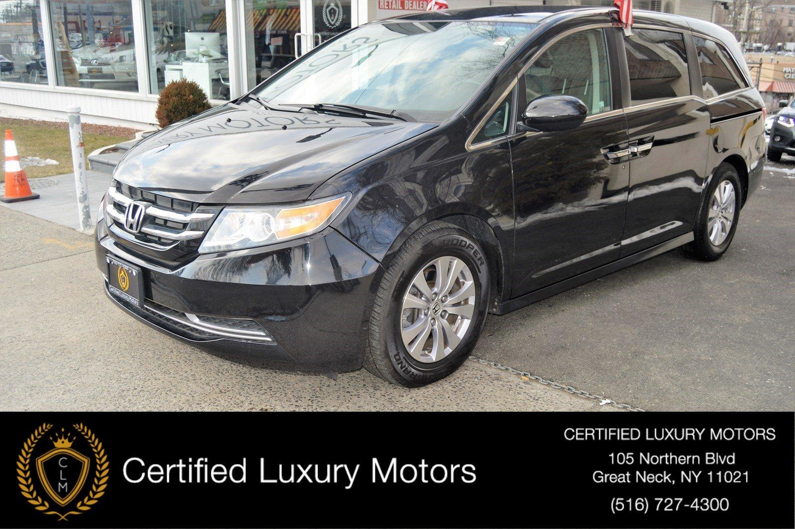 Used 2016 Honda Odyssey EX | Great Neck, NY