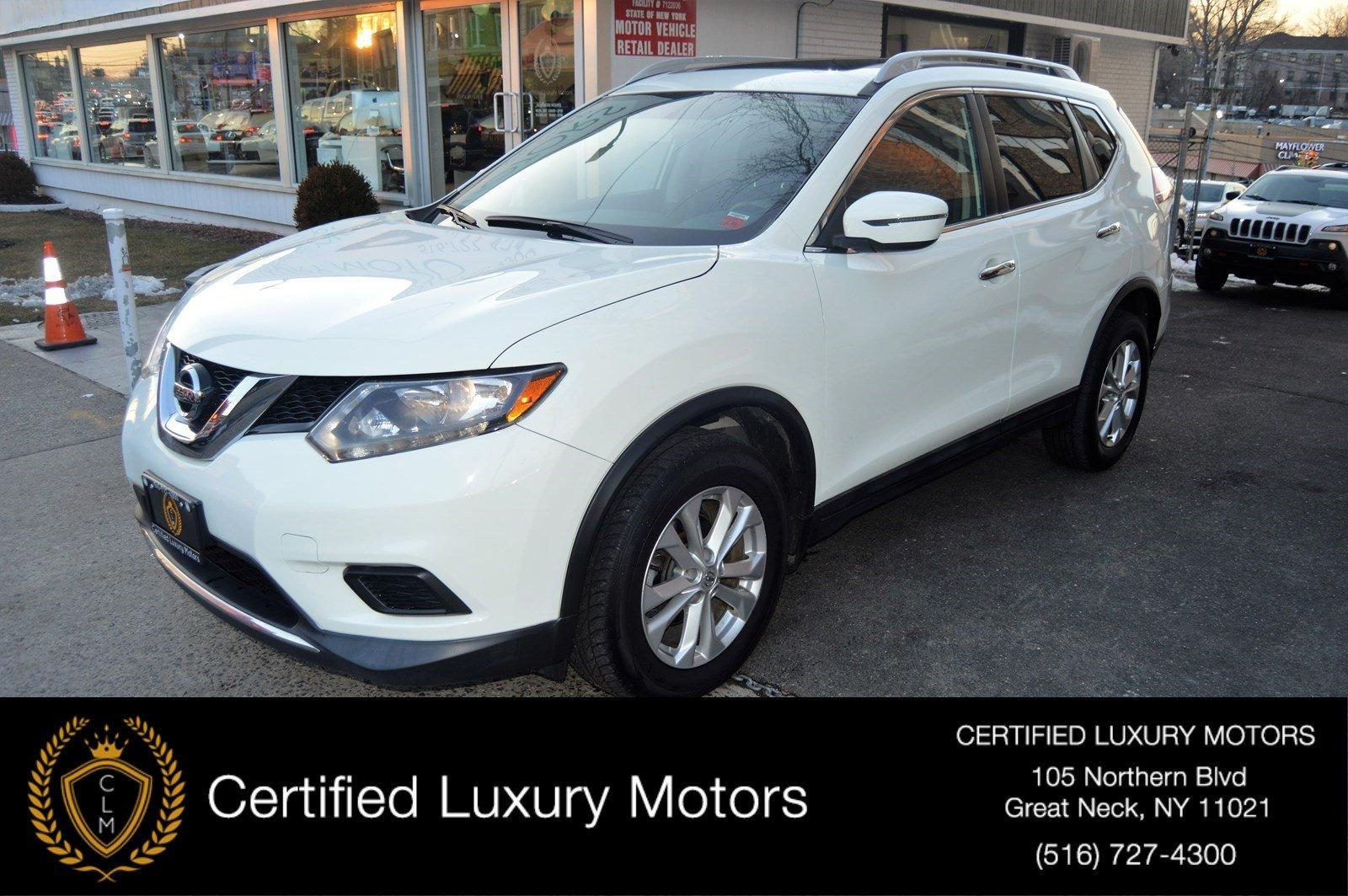 Used 2016 Nissan Rogue SV (Pano Roof) | Great Neck, NY