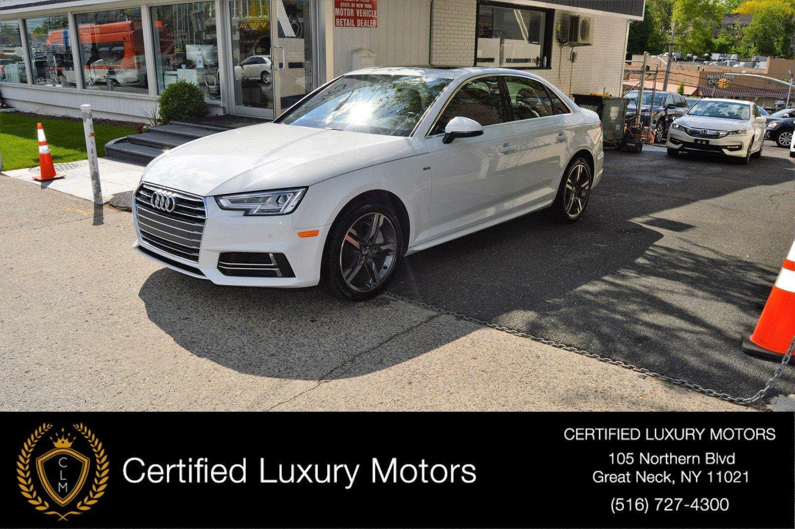 Used 2017 Audi A4 Premium Plus | Great Neck, NY