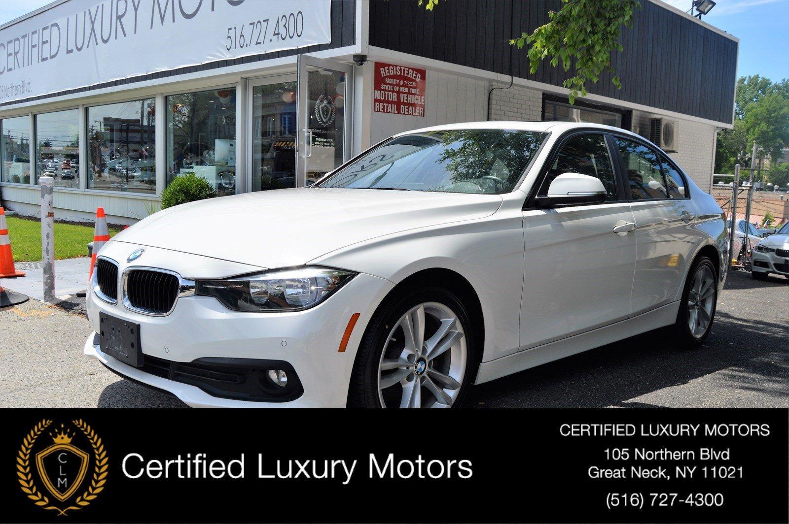 Used 2017 BMW 3 Series 320i xDrive (Navi,Sports Pkg) | Great Neck, NY