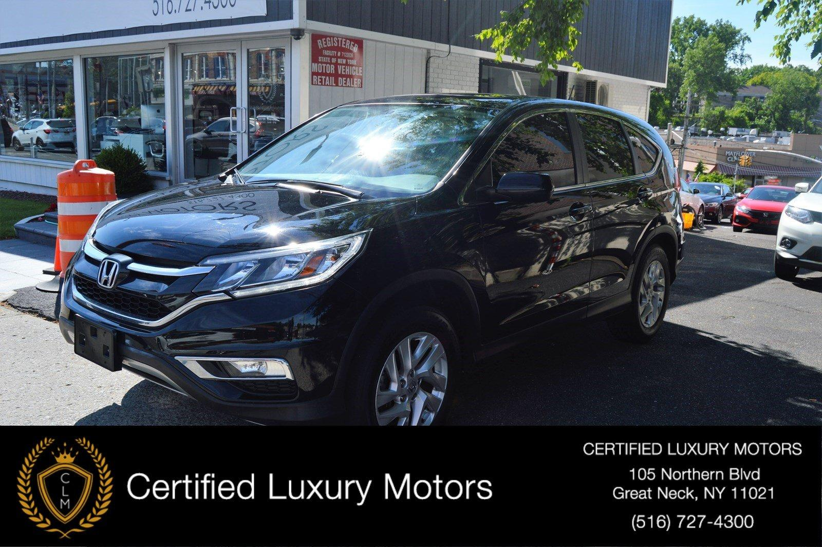 Used 2016 Honda CR-V EX | Great Neck, NY